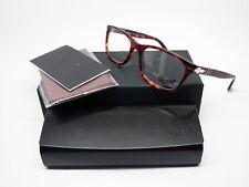 Persol PO 3012-V 24 Havana Eyeglasses 3012-V 54mm Rx-able