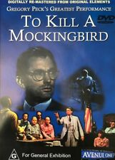 To kill a mockingbird : Gregory Peck  DVD ( New)