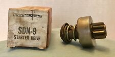 NOS New Standard NOS NORS Starter Drive Fits 1965-1974 Ford SDN-9