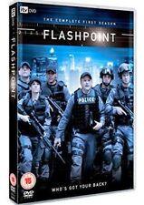 FLASHPOINT SEASON ONE SERIES 1 3 DISC BOXSET ITV UK 2008 REGION 2 DVD NEW