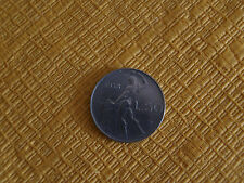 50 LIRE REPUBBLICA 1958