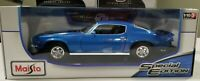 1971 Chevrolet Camaro Z28 (Maisto) Special Edition 1/18 Scale Diecast Muscle Car