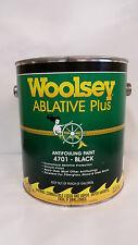 Woolsey Boat Marine BLACK Ablative PLUS Antifouling Bottom Paint GALLON  4701G