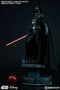 Star Wars Sideshow Darth Vader Lord Of the Sith Premium Format Figur