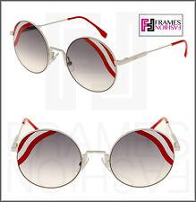 df67d449ab Fendi Sunglasses FF 0248 s Vk69o - 54 White   Dark Gray