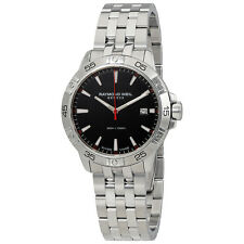 Raymond Weil Tango Black Dial Mens Watch 8160-ST2-20001