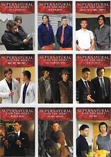 Supernatural season 4-6: Disguises D1 - D9