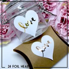 Metallic Not Personalised Wedding Favours Confectionary Wraps