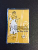 Ella Fitzgerald Cassette Tape The Best Of The Song Books 1993 Compilation