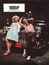Charles Martin Smith Candy Clark American Graffiti George Lucas Lobby card 1973