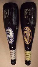 Vintage Limited Edition Coors & Coors Light Baseball Bat Bottles..Sealed