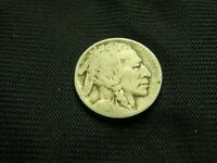 1914-D Key Date some horn Buffalo Indian Nickel  each additional coin ships free