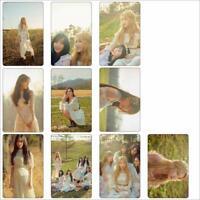 Kpop Gfriend New Album Time for US Photo Stikcy Card Photocard Sticker 10pcs/set
