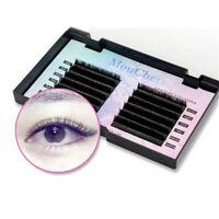 Fiber Grafting Eyelashes Natural Chic Grafting False Eyelashes Makeup Tools LD