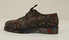 M2O 2425 SNEAKERS GENUINE LEATHER VERA PELLE STAMPA CAMOUFLAGE UOMO