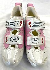 Sidi T2 Women's Road Triathlon Cycling Shoes Size 41