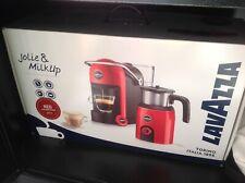 Lavazza Mio Jolie Coffee Capsule Machine & Milk Frother BRAND NEW in box