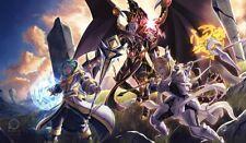 Custom Playmat Yugioh! Dogma/aleister/dragoon