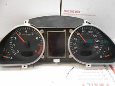 06 audi a6 instrument cluster 4f0920980n IC# 63415 89k miles OE0320