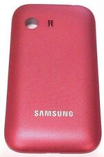 Samsung Galaxy Y S5360 Standard Battery Door Back Cover Case Pink