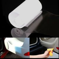 General Purpose Car Paint Protection Film Vinyl Wrap Film Clear 15CM X 3M