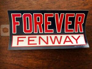 Forever Fenway Park Boston Red Sox sticker NKOTB