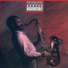 Grover Washington Jr. Anthology of (10 tracks, 1985) [CD]