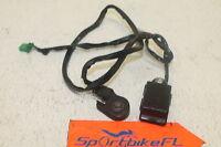 00-12 HONDA REBEL 250 CMX250 CMX KICKSTAND SIDE KICK STAND SENSOR FUSE RELAY BOX