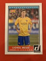 2015 Donruss Soccer Lionel Messi #68 FC Barcelona, Argentina