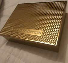 Paco Rabanne One Million Tin Gold - Empty Tin - Perfume Tin Box