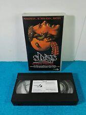 PELICULA VHS VINTAGE GORE - SLUGS MUERTE VISCOSA