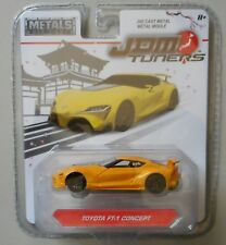 Toyota FT-1 Concept Yellow JDM TUNERS JADA TOYS DIE-CAST 1:64