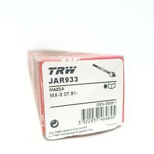 Mazda MX-3 07.91 TRW JAR933 Inner Tie Rod Steering Rack Single Unit Brand New