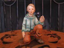 Hummel Goebel Nativity Set Kneeling Shepherd 214/G Tmk-4 Figurine R Unger 1951