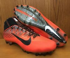 CLEVELAND Nike Vapor Untouchable 2 Football Cleats ORANGE 835646-807 Men 12.5