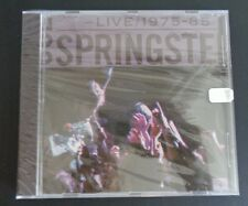 BRUCE SPRINGSTEEN & THE E STREET BAND Live 1975-1985 New Music CD Free Shipping
