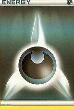 POKEMON - DARKNESS ENERGY CARD FROM THE PLASMA BLAST ELITE TRAINER BOX