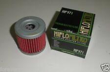 HIFLO FILTRO OLIO HF971 PER SUZUKI UE 125 2001 2002 2003 2004 2005 2006