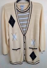 Koret Pullover 1 piece Sweater set size small