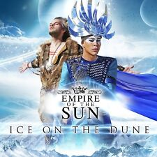 EMPIRE OF THE SUN ICE ON THE DUNE CD NUOVO SIGILLATO !!