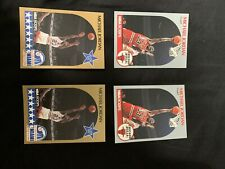 Michael Jordan 90-91 Hoops 4 Card Lot