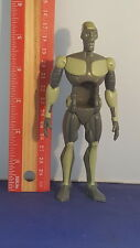 2004 TMNT Teenage Mutant Ninja Turtles Utrom Empire Robot Android Villain Figure