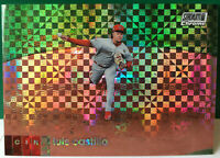 Luis Castillo X-Fractor #268 2020 Topps Stadium Club Chrome Baseball