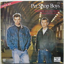 "PET SHOP BOYS Siempre En Mi Mente (Always On My Mind) MEXICO Sealed 12"" Tenant"