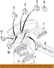Interior Switches   Controls for    Mazda    626   eBay