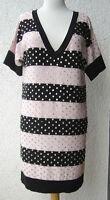 Sonia Rykiel pour H&M dress  Kleid mit Strass-Steinchen EUR size Gr. S/M neu new