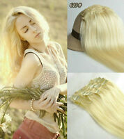 100% Real Clip in Human Hair Remy Extensions full head hot 14'''16''18''20''22''