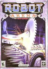 ROBOT ARENA (PC-CD, 2001) for Windows 95/98/ME - NEW CD in SLEEVE