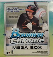 ✅⚾️🔥TOPPS 2020 Bowman Chrome Mega Box  - Sealed NEW Baseball- Fast Shipping!!