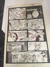 Lords of the Ultra-Realm Special #1  Page 1 Original Comic Art